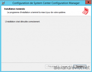 SCCM 2012 R2 SP1 Wizard