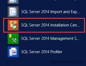 SQL Server Installation Wizard