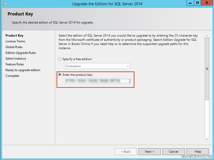 find sql server 2008 r2 license key