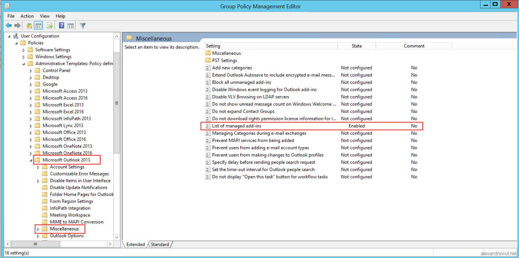 activate plugin outlook 2010