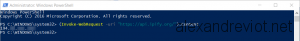Powershell Public IP